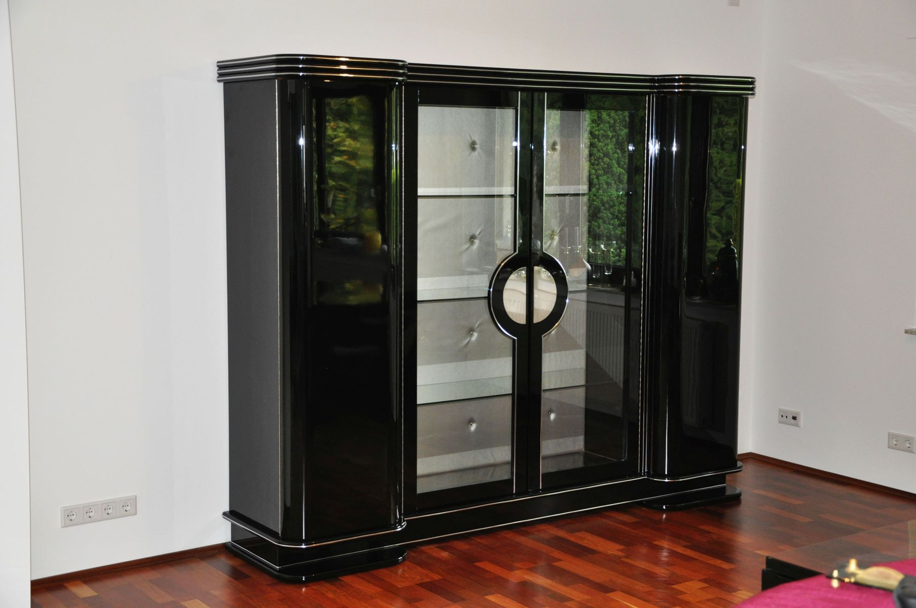 french art deco armoire 1920s