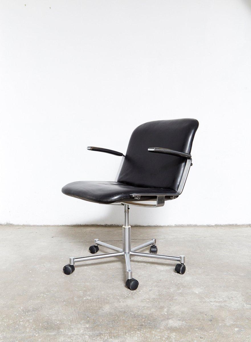 Chaise De Bureau Pivotante Par Preben Fabricius Amp Jrgen