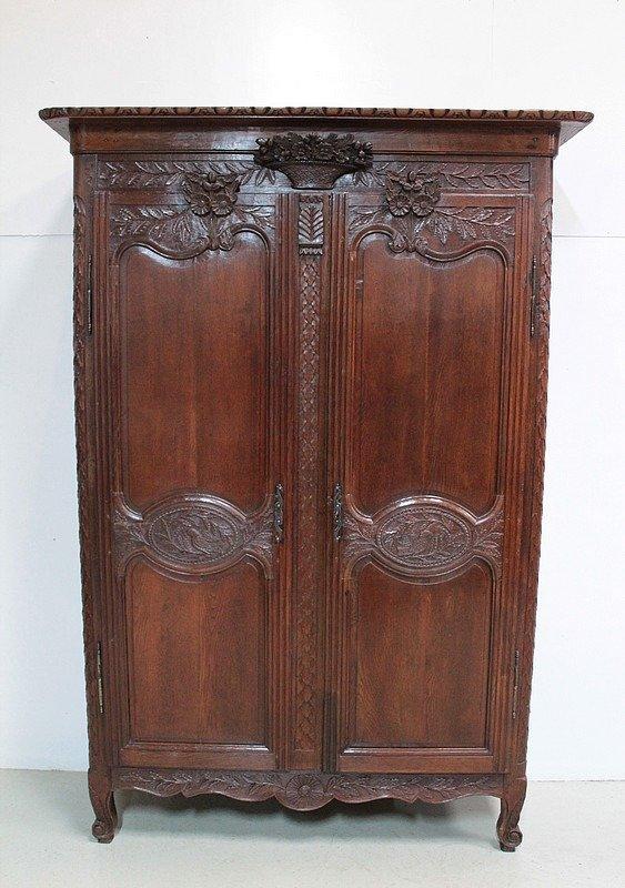 meuble ancien en chene france
