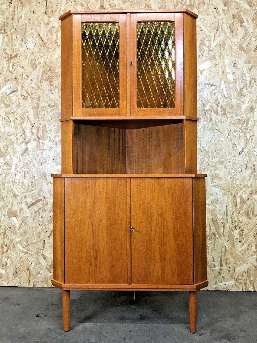 meuble d angle moderne en teck danemark 1960s