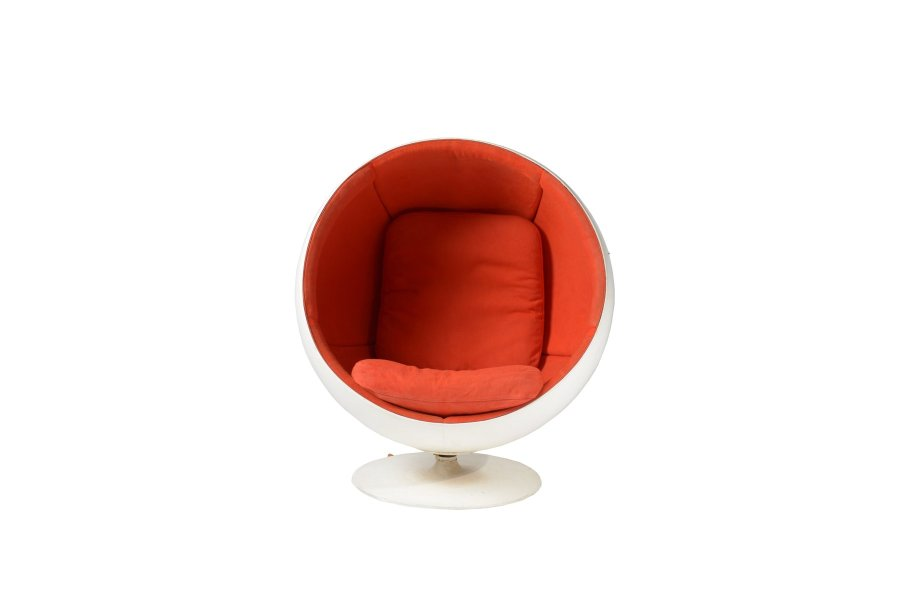 Space Age Ball Chair by Eero Aarnio for AKSO for sale at Pamono Space Age Ball Chair by Eero Aarnio for AKSO