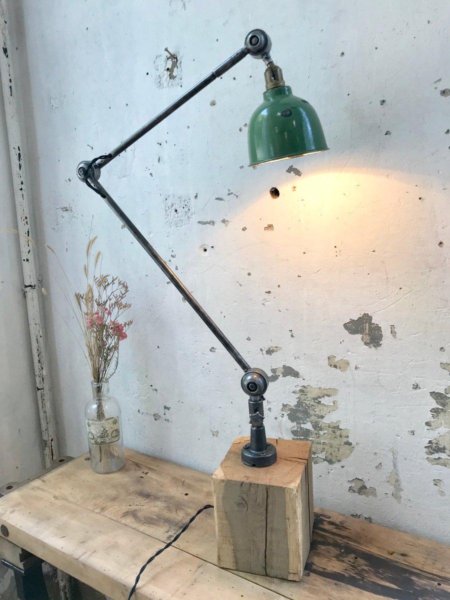 lampe d atelier articulee vintage de tout sens 1930s
