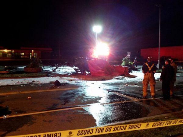 Fiery Fatal Crash in Cranston Under Investigation