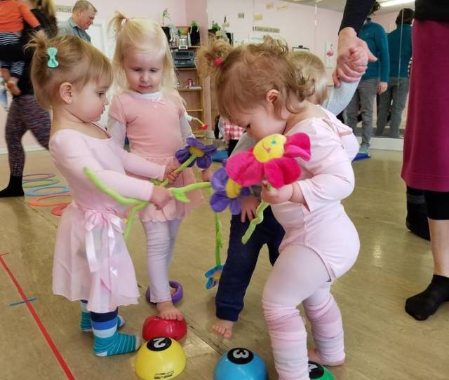 Baby Dance With Me Class For Toddlers