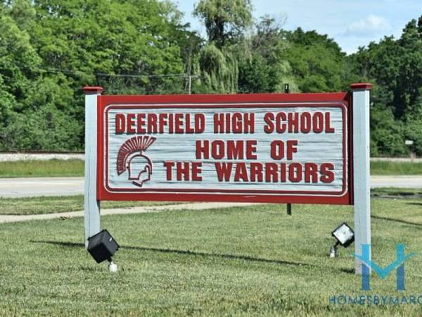 Deerfield High School, Deerfield, Illinois - September ...
