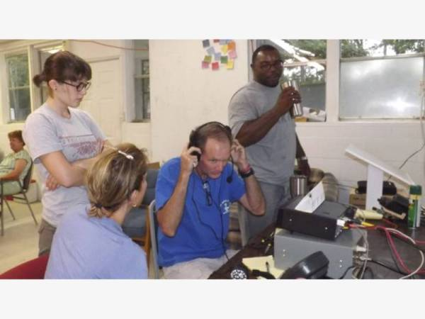Become A Ham Radio Operator This Summer: Burlingame Class ...