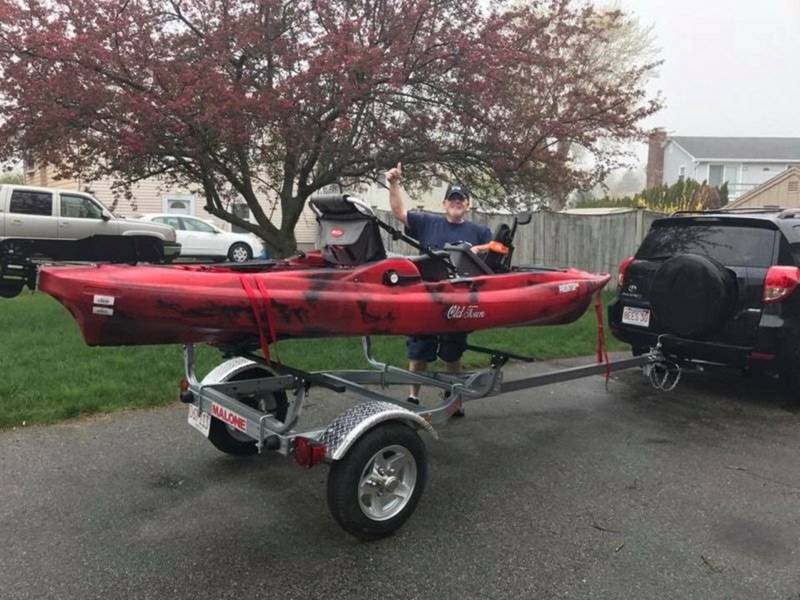 Body Of Missing Saugus Kayaker Found Patch