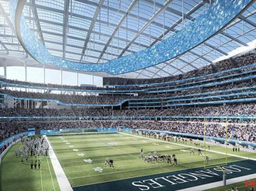 Local Jobs Created with Building of New Los Angeles Rams ...