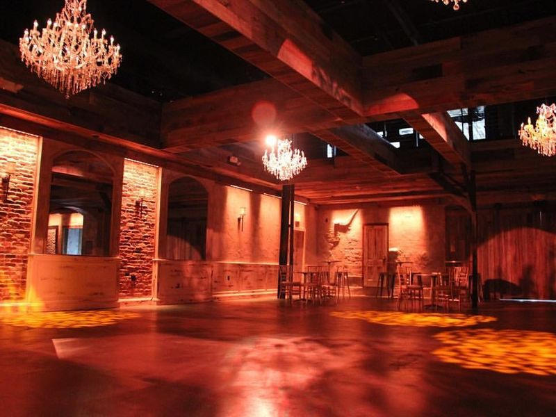 Nassaus Newest Weding Venue The Loft By Bridgeview