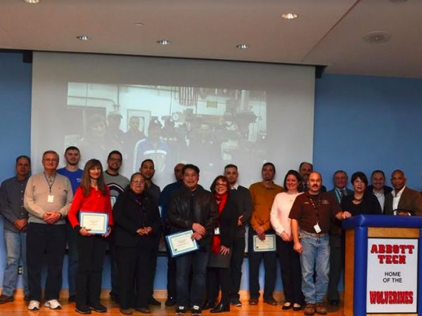 NVCC Recognizes First Class in Advanced Manufacturing ...