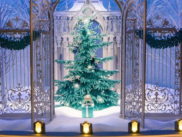 Harry Winston Fifth Christmas