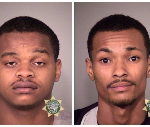 Sex Trafficking Victim Rescued Two Men Arrested Portland Police