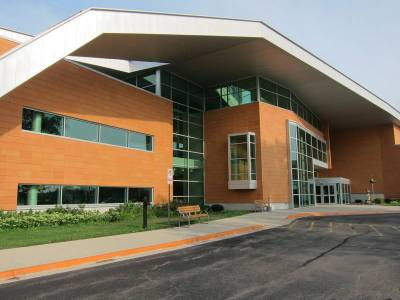 A picture of Naperville Public Library