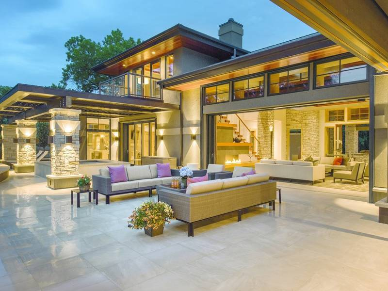The Newest Trend in Home Design: The Indoor Outdoor Living ... on Outdoor Living Designer  id=55845