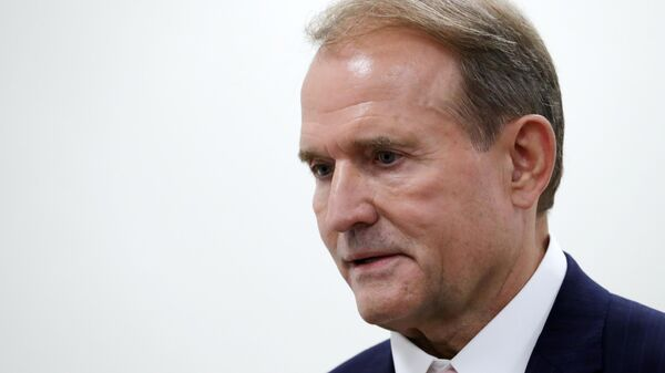 Россия и Украина должны восстановить диалог, заявил Медведчук