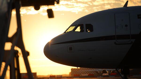 В петербургском аэропорту с января введут режим открытого неба