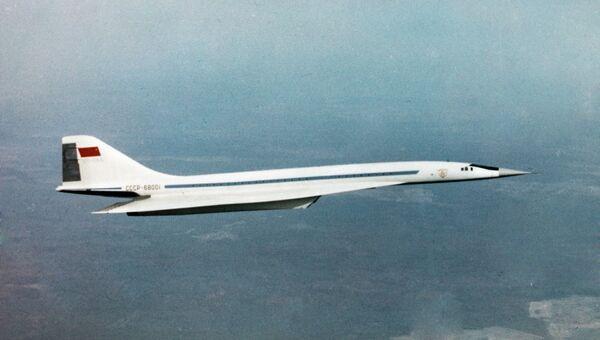"""Ту-144 и """"Конкорд"""": что стряслось с обогнавшими звук и ..."""