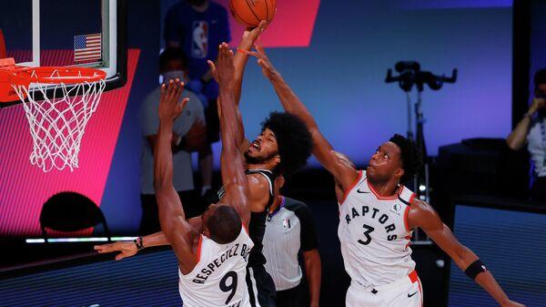 """""""Торонто"""" обыграл """"Бруклин"""" в первом матче плей-офф НБА"""