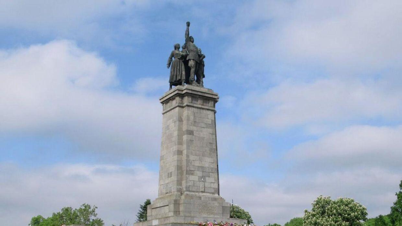 Памятник Советской армии в Софии - РИА Новости, 1920, 13.10.2020
