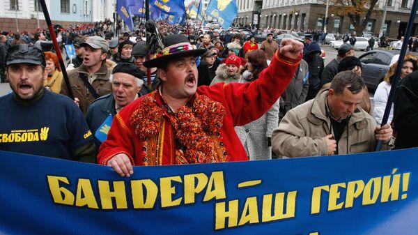 Посол Украины назвал непродуктивной дискуссию посла Израиля о Бандере - РИА  Новости, 09.01.2020