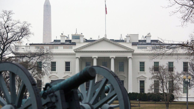 Белый дом в Вашингтоне - РИА Новости, 1920, 03.01.2021