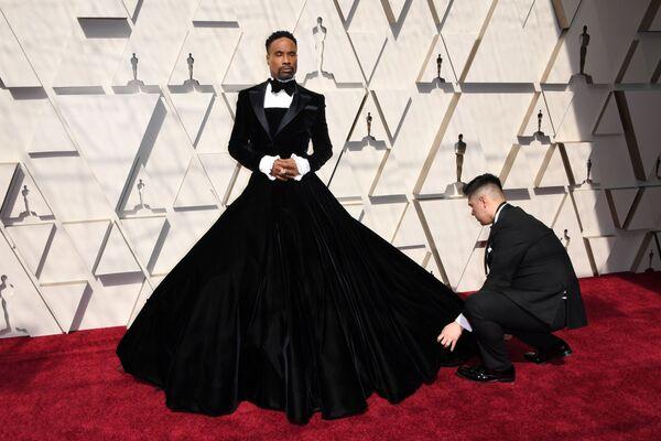 Билли Портер на церемонии вручения премии Оскар