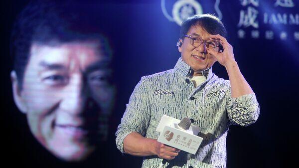Джеки Чан едва не погиб на съемках нового боевика