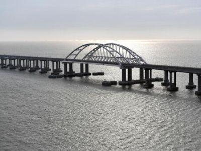 В Крыму ответили на претензии ЕС по Крымскому мосту