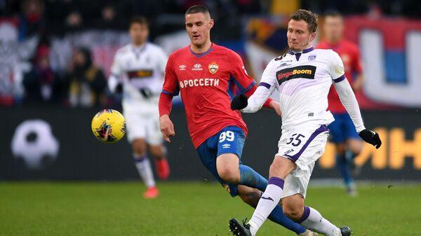 Агент: отказ Шкурина играть за сборную Белоруссии — его личная позиция
