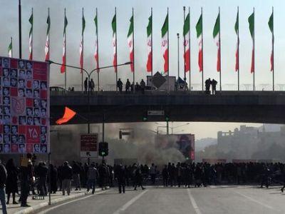 СМИ: в Иране ликвидировали террористов, участвовавших в беспорядках
