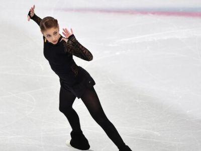 Энберт назвал фаворита чемпионата России в женском одиночном катании