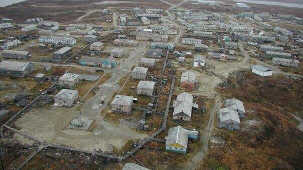 Вид на поселок Газ-Сале