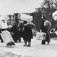 Трагедия послевоенной Европы —  Брюннский марш смерти.