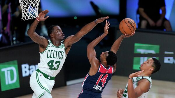 """""""Вашингтон"""" одержал первую победу в возобновленном чемпионате НБА"""