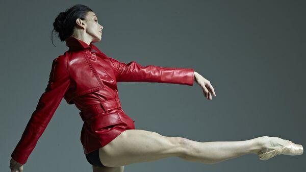 Балерина Наталья Осипова
