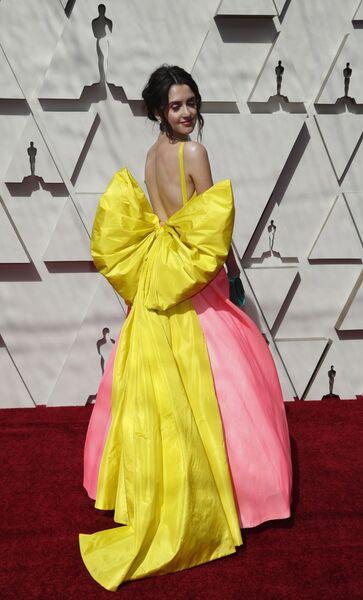 Лаура Марано на церемонии вручения премии Оскар