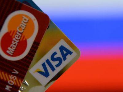 Пользователи сообщают о сбоях в работе Visa и Mastercard