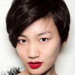 Coupe Cheveux Courts Asiatique Linda Milner Blog