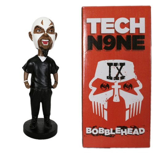 Tech N9ne bobble head