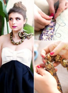 5 DIY Prom Accessories   Beauty Riot 5 DIY Prom Accessories