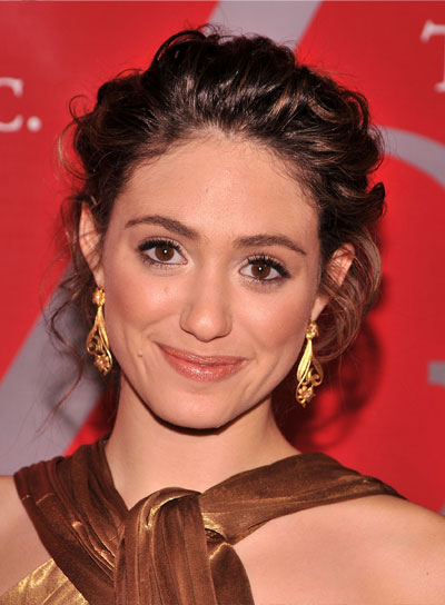 Emmy Rossum Beauty Riot