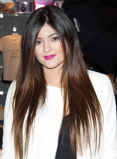 Long Straight Hairstyles Beauty Riot