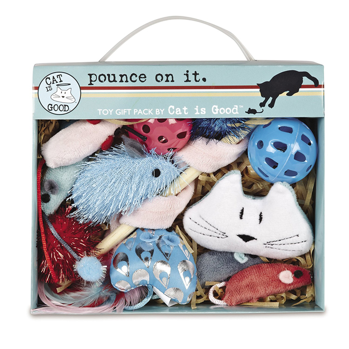12 Piece Pounce On It Assorted Toys