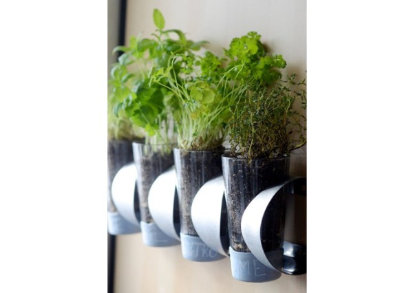 indoor herb garden ikea hack 101 Epic IKEA Hacks for Your Home