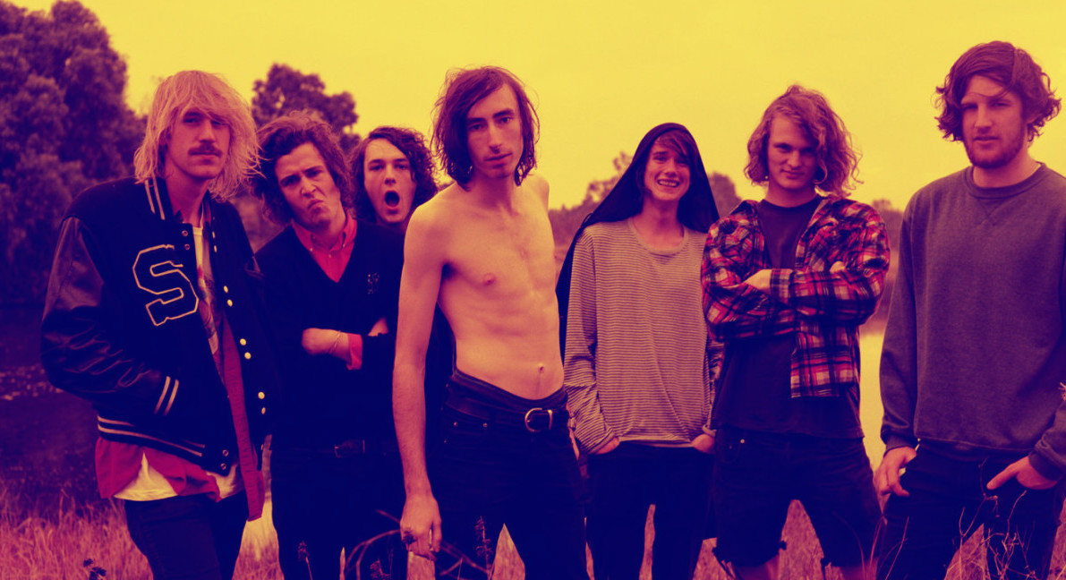 Image result for King Gizzard and the Wizard Lizard