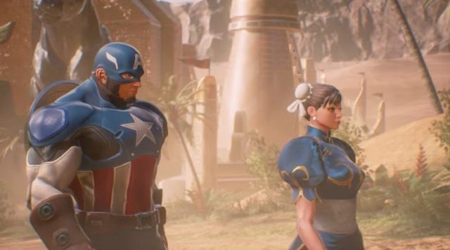 Marvel Vs. Capcom Infinite Full Trailer Story