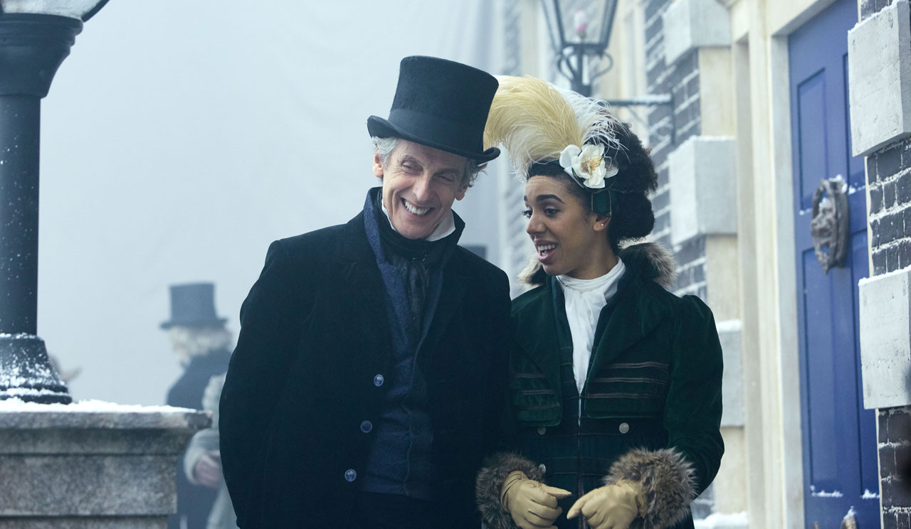 Image result for thin ice doctor who