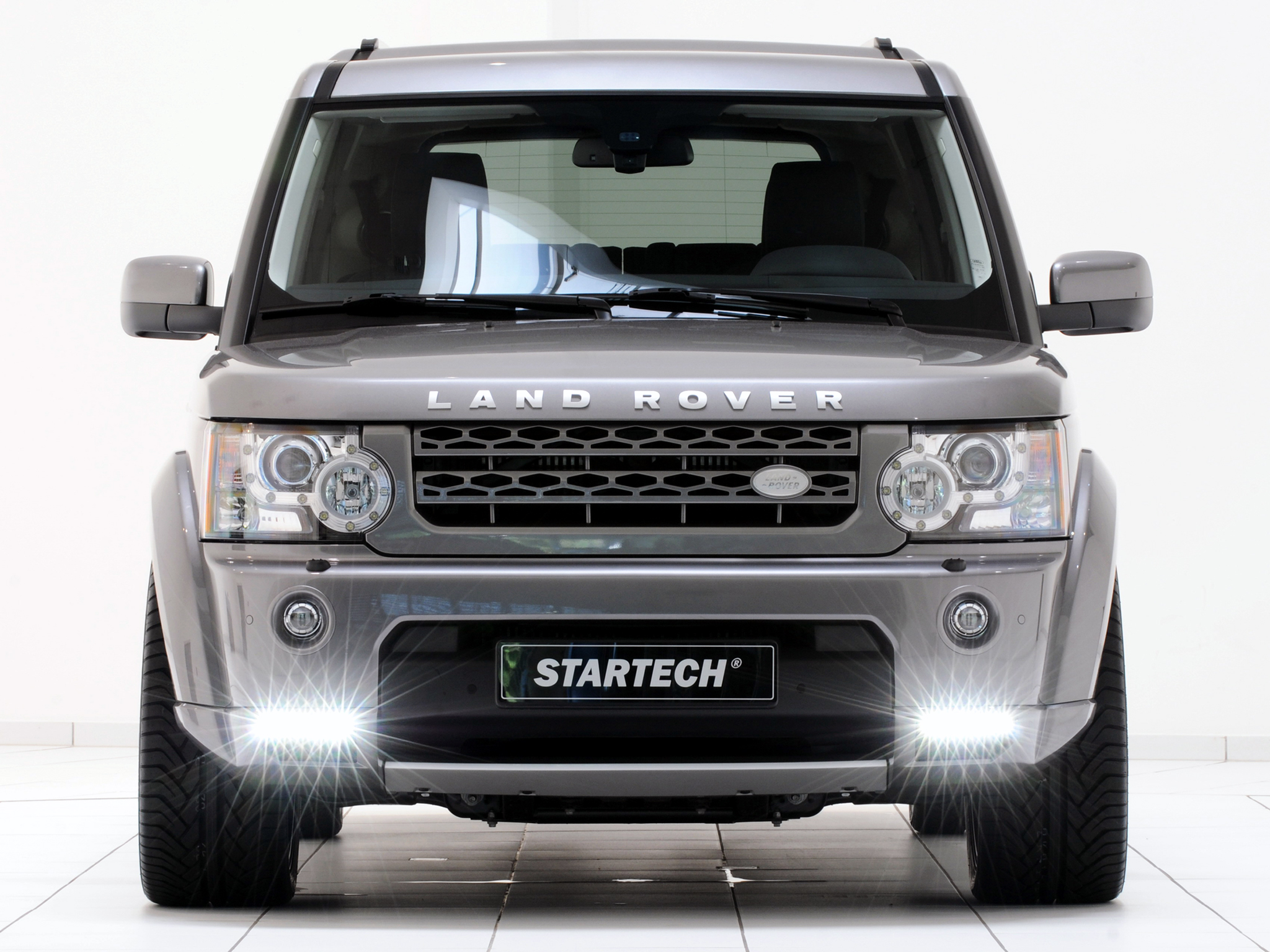Land Rover Discovery Td4 Auto cars