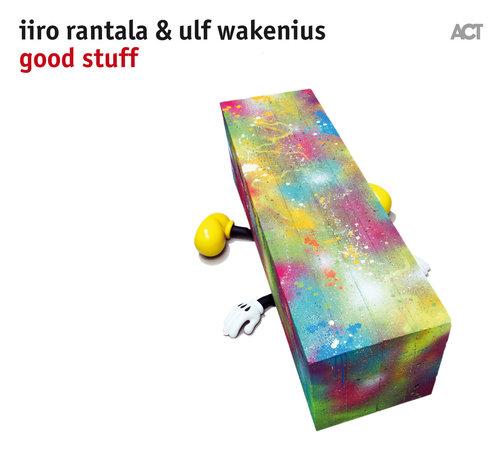 Картинки по запросу Iiro Rantala & Ulf Wakenius - Good Stuff