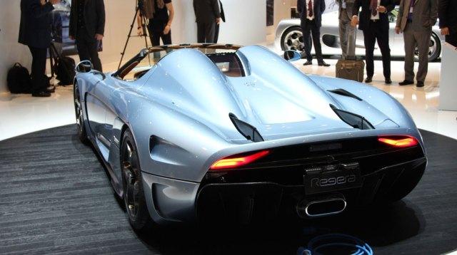 Koenigsegg Regera 1 Chiêm ngưỡng siêu xe hybrid Koenigsegg Regera có giá 2,34 triệu USD